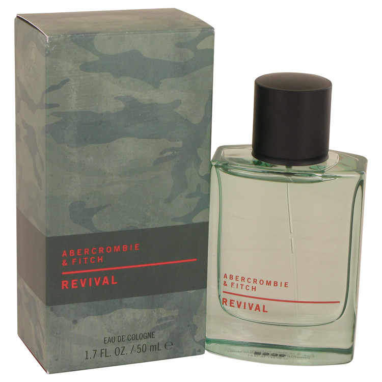 Abercrombie Revival Cologne 1.7 oz EDC Spray for Men