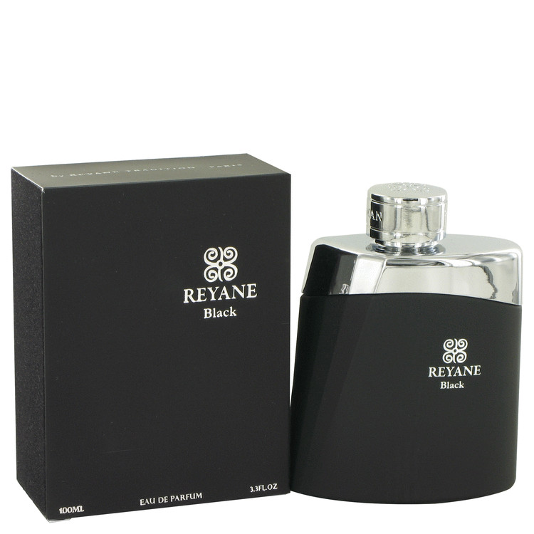 Reyane Black Perfume by Reyane Tradition 3.3 oz EDP Spay for Women