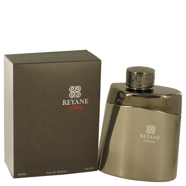 Reyane Intense by Reyane Tradition for Men Eau De Toilette Spray 3.4 oz