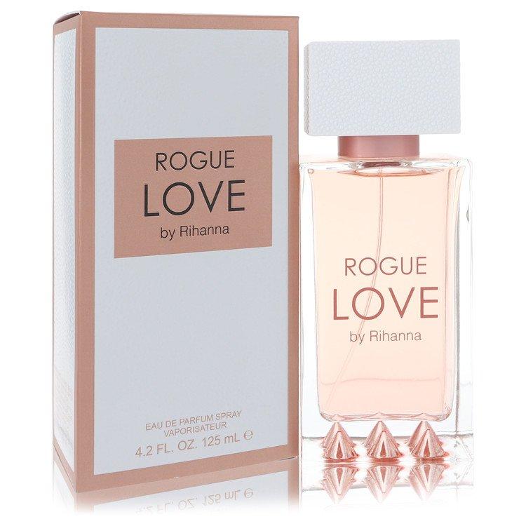 Rihanna Rogue Love by Rihanna for Women Eau De Parfum Spray 4.2 oz