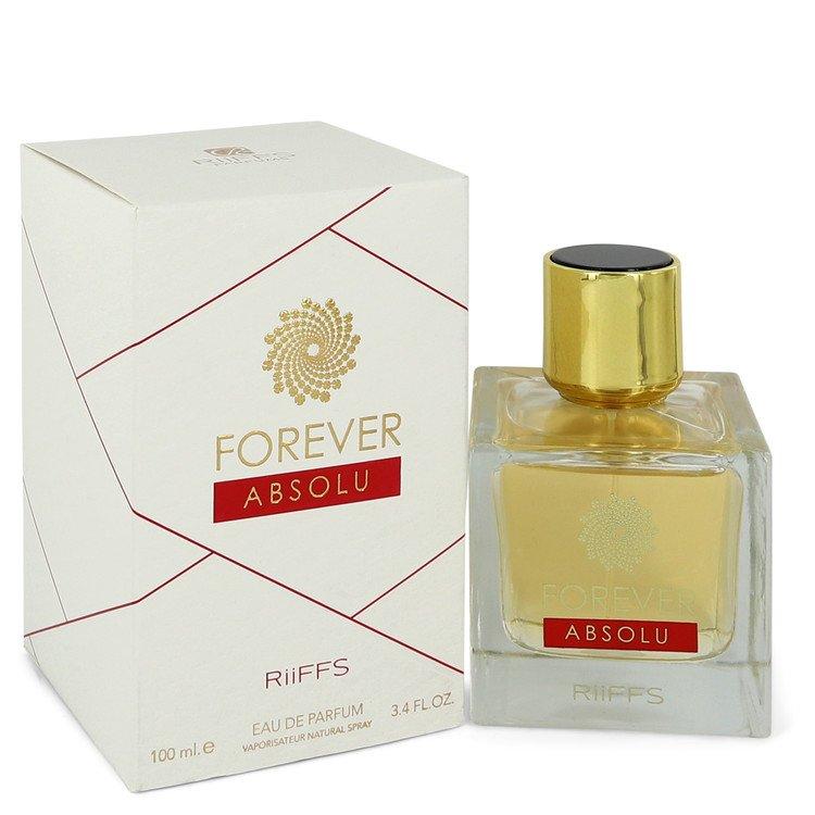 Forever Absolu by Riiffs Eau De Parfum Spray 3.4 oz for Women