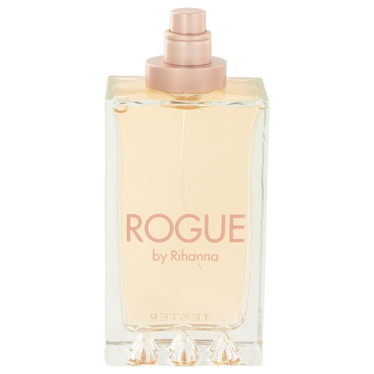 Rihanna Rogue by Rihanna for Women Eau De Parfum Spray (Tester) 4.2 oz