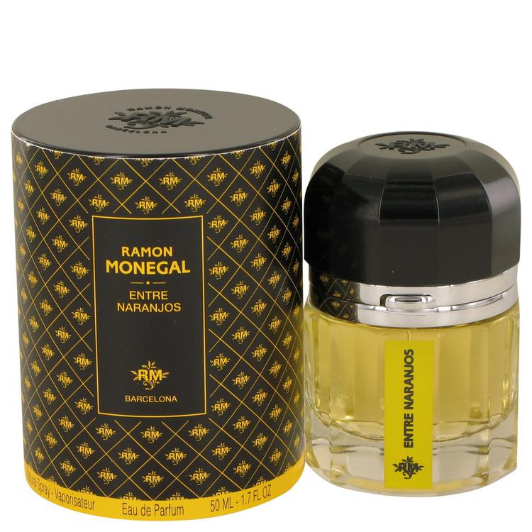 Ramon Monegal Entre Naranjos by Ramon Monegal for Women Eau De Parfum Spray 1.7 oz