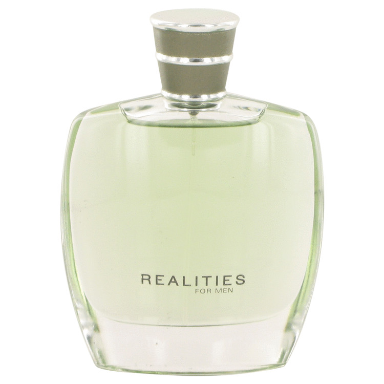 Realities (new) Cologne 3.4 oz EDC Spray (unboxed) for Men