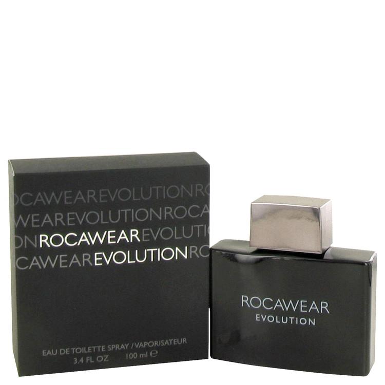 Rocawear Evolution by Jay-Z Eau De Toilette Spray 3.4 oz