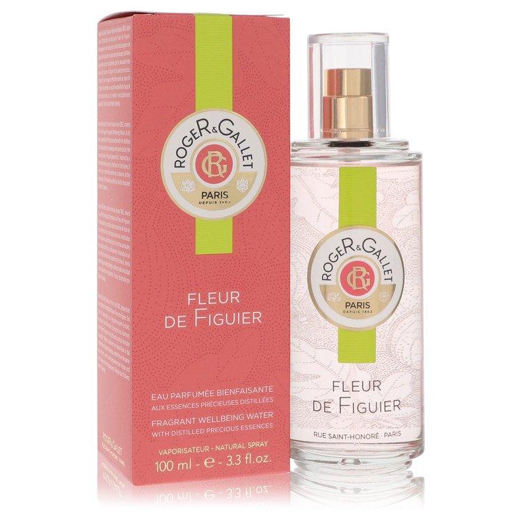 Roger & Gallet Fleur De Figuier Perfume 3.3 oz Fresh Fragrant Water Spray for Women