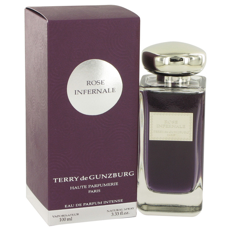Rose Infernale by Terry de Gunzburg for Women Eau De Parfum Intense Spray 3.3 oz