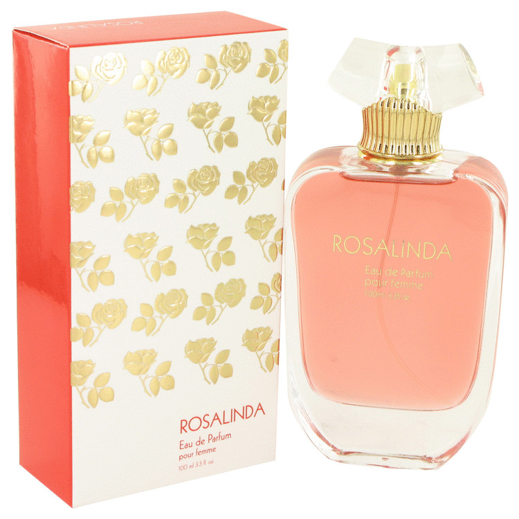 Rosalinda by YZY Perfume for Women Eau De Parfum Spray 3.3 oz