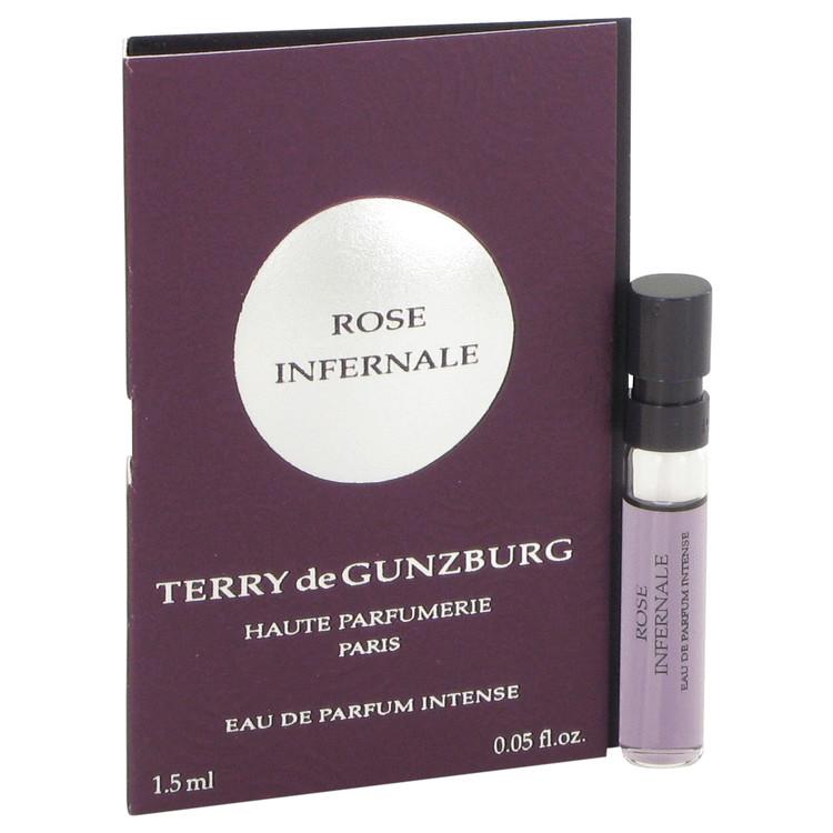 Rose Infernale by Terry de Gunzburg for Women Vial (Sample) .05 oz