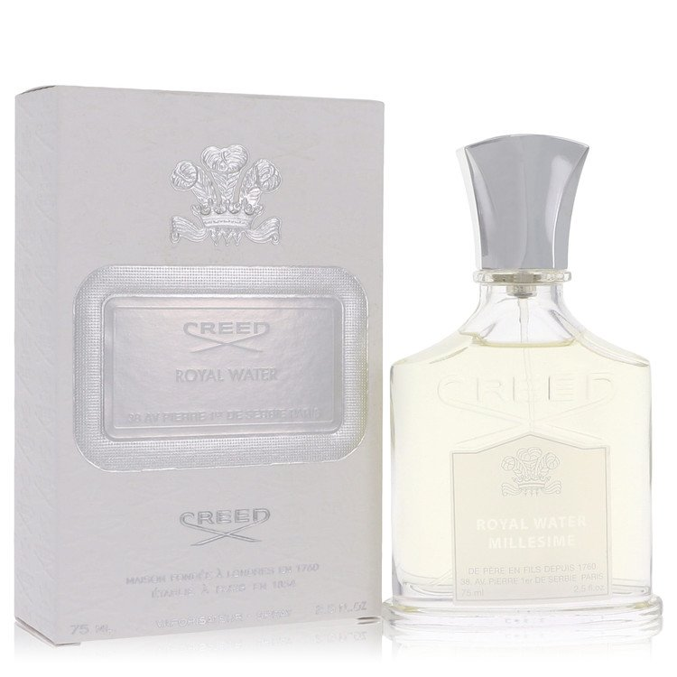 Royal Water Cologne by Creed 2.5 oz Millesime Spray for Men