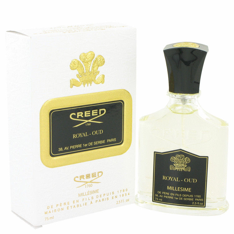 Royal Oud Perfume by Creed 2.5 oz Millesime Spray for Women