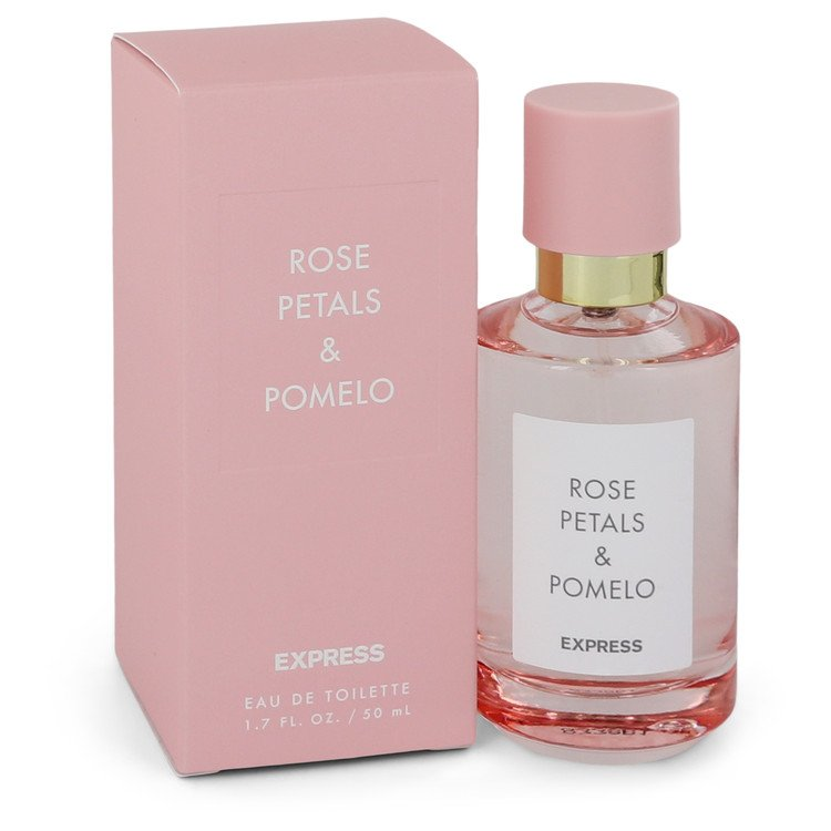 Rose Petals & Pomelo by Express Women's Eau De Toilette Spray 1.7 oz