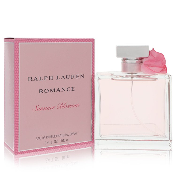 Romance Summer Blossom by Ralph Lauren Women's Eau De Parfum Spray 3.4 oz