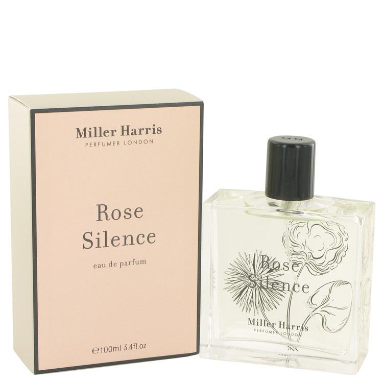 Rose Silence by Miller Harris for Women Eau De Parfum Spray 3.4 oz