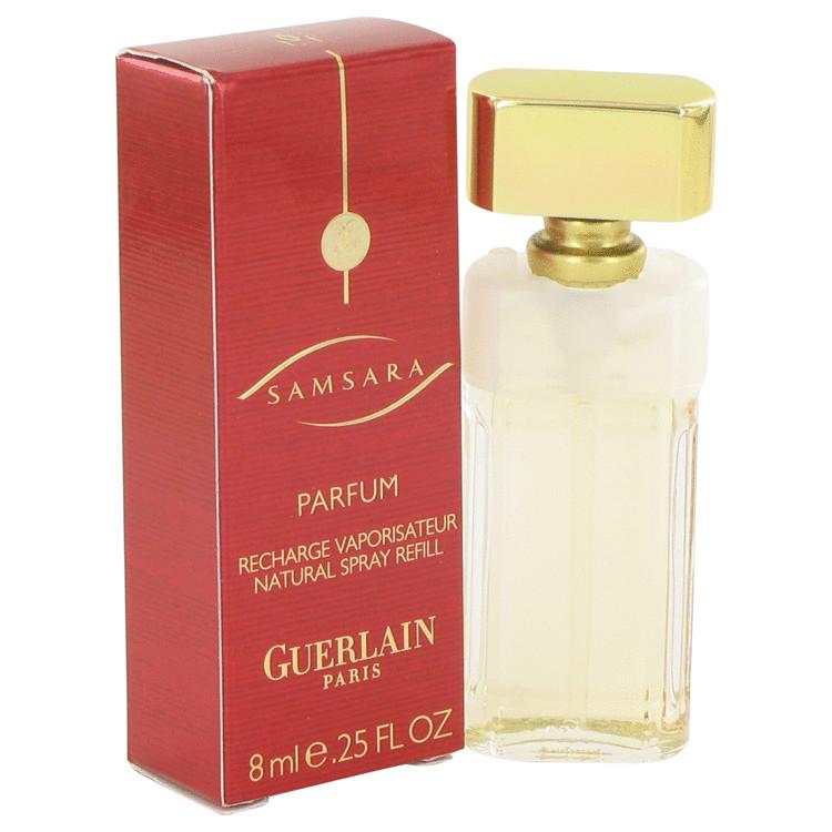 SAMSARA By Guerlain Pure Perfume Spray Refill 1/4 Oz For Women 885892090939