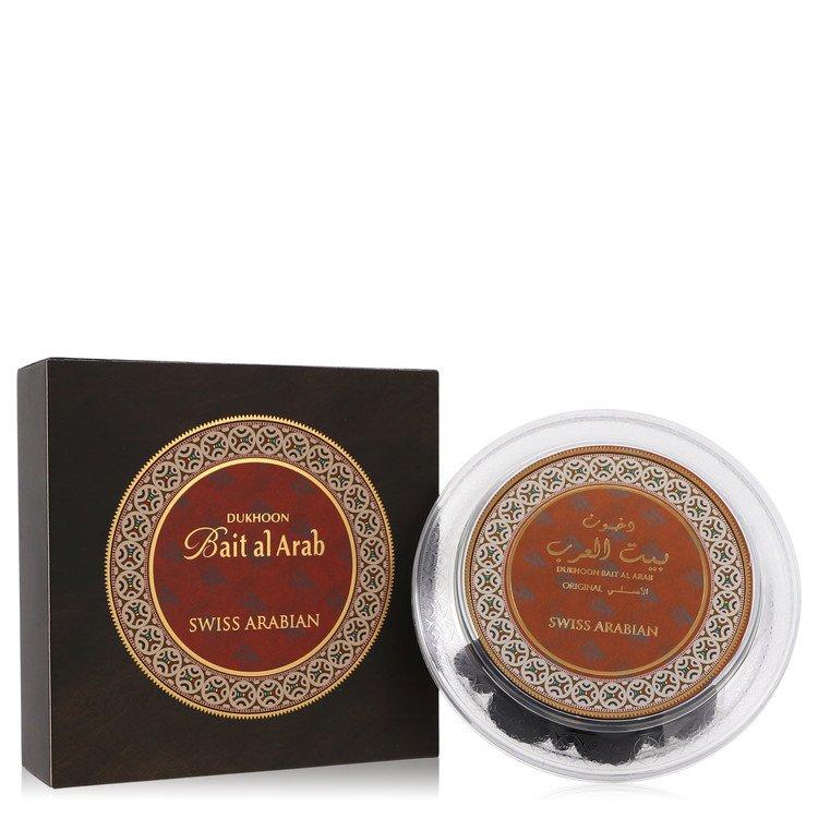 Swiss Arabian Bait Al Arab Bakhoor by Swiss Arabian –  40 Tablets Bahooor Incense (Unisex) 40 Tablets 40 Tablets