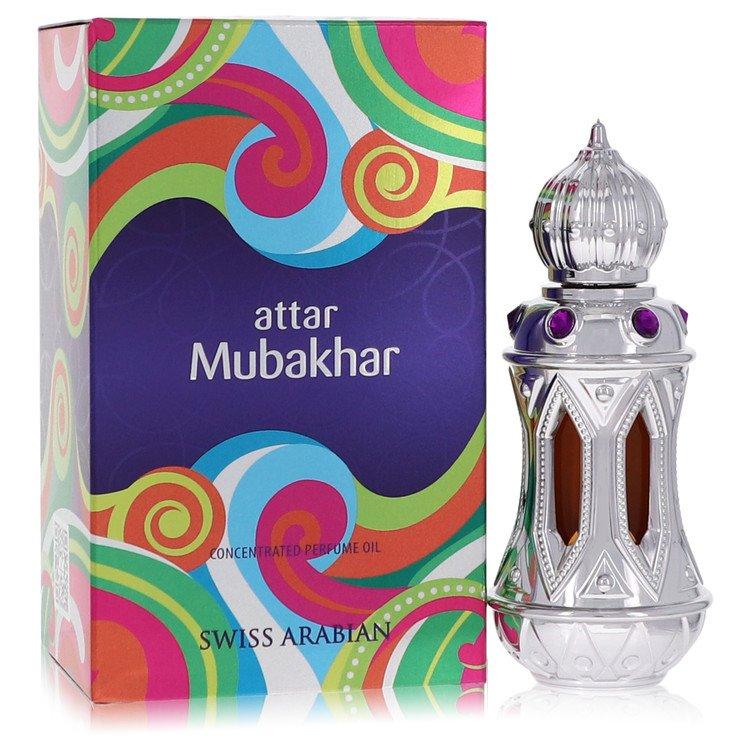 Swiss Arabian Attar Mubakhar by Swiss Arabian Men's Concentrated Perfume Oil .67 oz