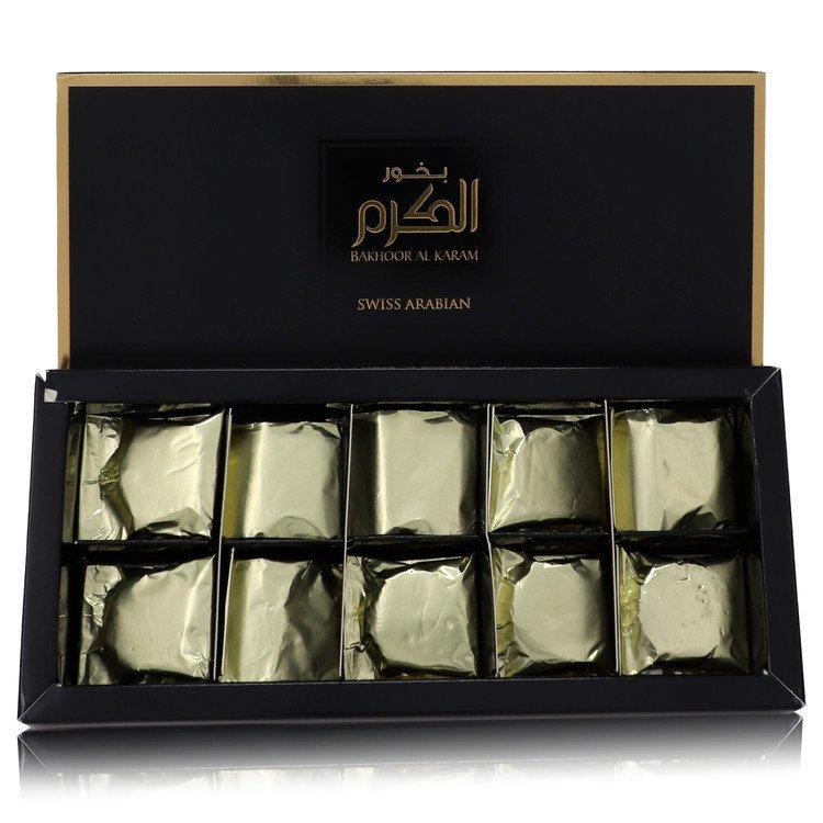 Swiss Arabian Bakhoor Al Karam by Swiss Arabian –  Bakhoor Incense (Unisex) 55 grams 55 grams