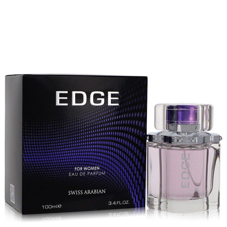Swiss Arabian Edge by Swiss Arabian Women's Eau De Parfum Spray 3.4 oz