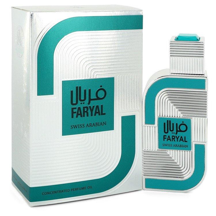 Swiss Arabian Faryal by Swiss Arabian Women's Concentrated Perfume Oil (Unisex) 0.5 oz