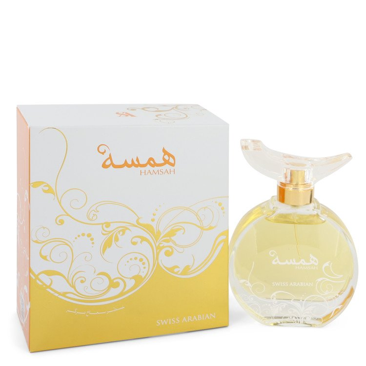 Swiss Arabian Hamsah by Swiss Arabian Women's Eau De Parfum Spray 2.7 oz