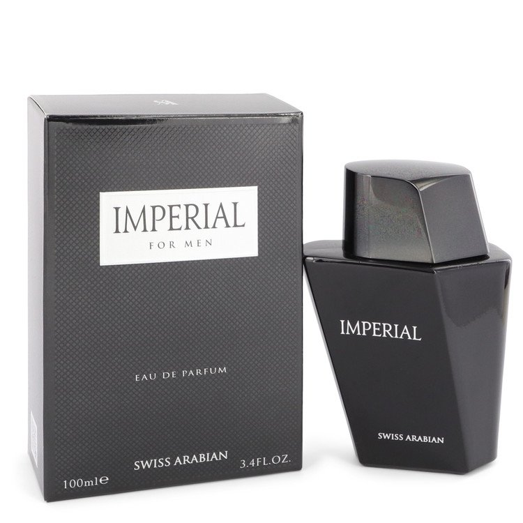 Swiss Arabian Imperial by Swiss Arabian Women's Eau De Parfum Spray (Unisex) 3.4 oz