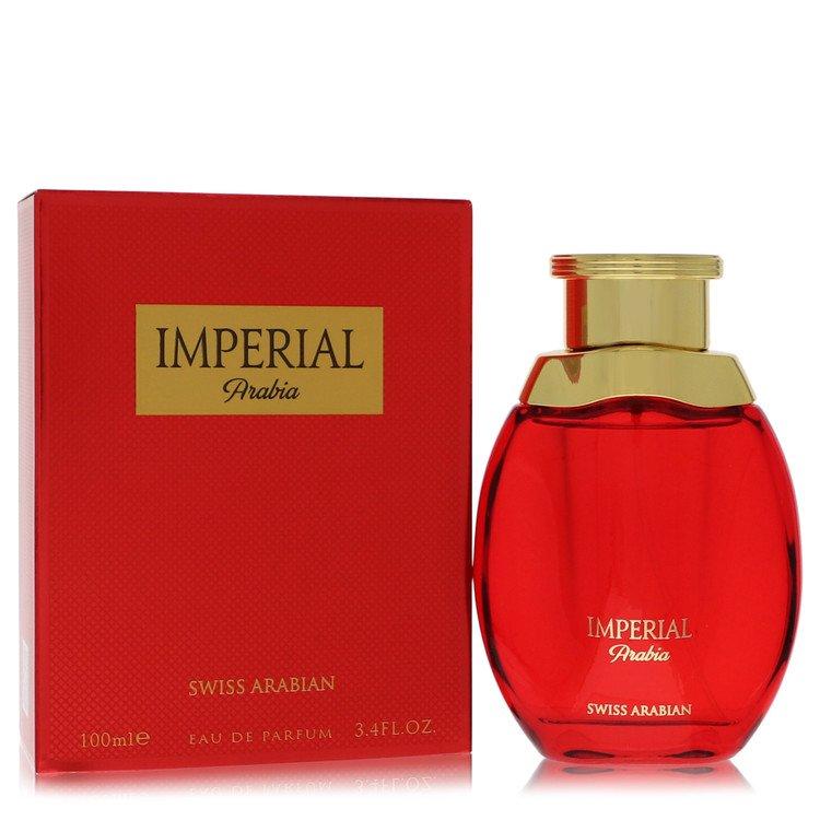 Swiss Arabian Imperial Arabia by Swiss Arabian Eau De Parfum Spray (Unisex) 3.4 oz for Women