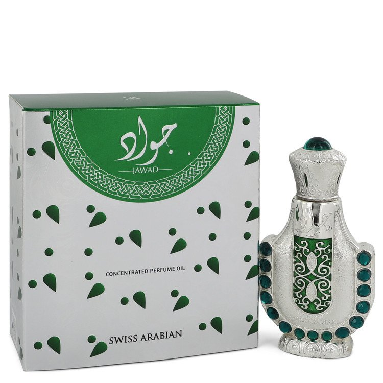Swiss Arabian Jawad by Swiss Arabian Women's Concentrated Perfume Oil (Unisex) 0.5 oz