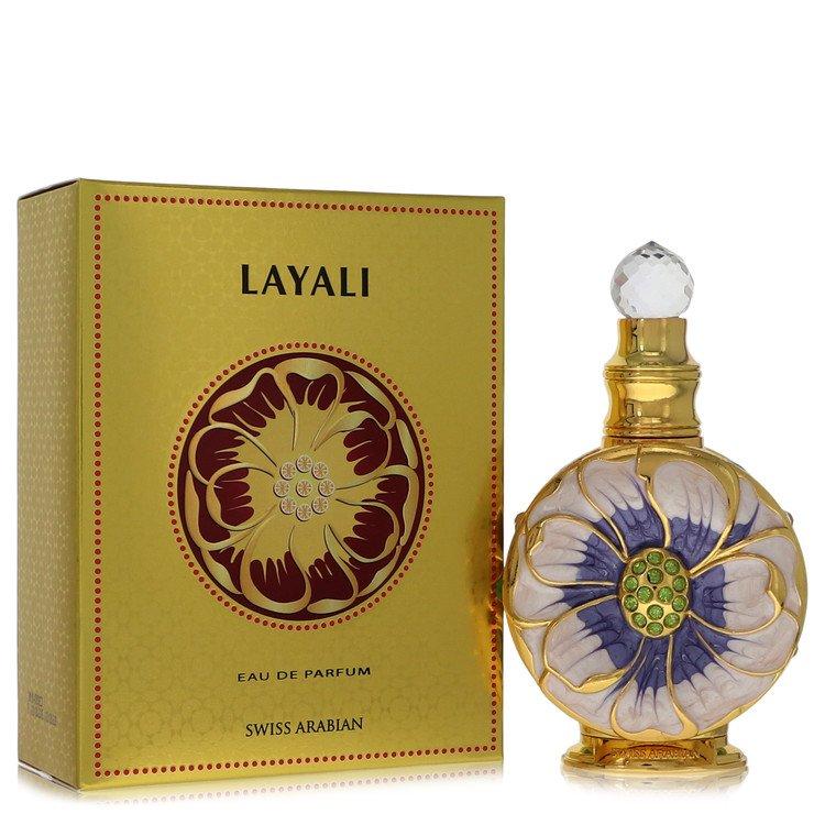 Swiss Arabian Layali by Swiss Arabian Women's Eau De Parfum Spray (Unisex) 1.7 oz