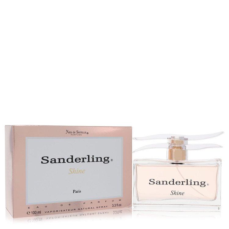 Sanderling Shine by Yves De Sistelle for Women Eau De Parfum Spray 3.3 oz