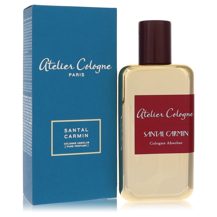 Santal Carmin by Atelier Cologne Men's Pure Perfume Spray 3.3 oz