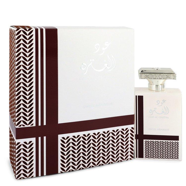 Oud Al Ghutra by Swiss Arabian Men's Eau De Parfum Spray 3.4 oz