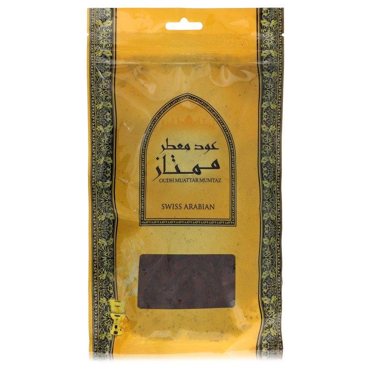 Swiss Arabian Oudh Muattar Mumtaz by Swiss Arabian –  Bakhoor Incense (Unisex) 250 grams 250 grams