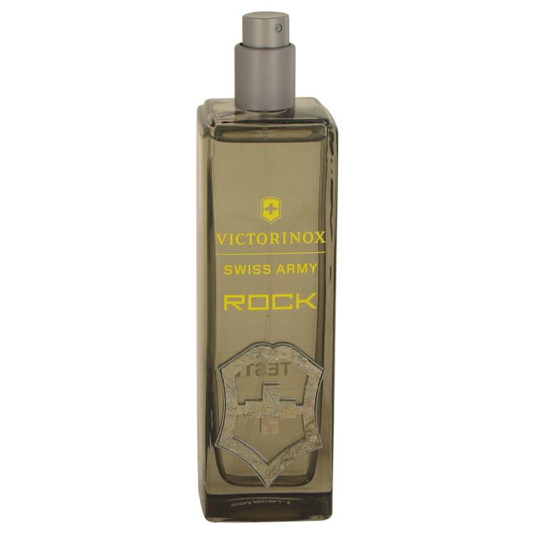Swiss Army Rock by Swiss Army for Men Eau De Toilette Spray (Tester) 3.4 oz