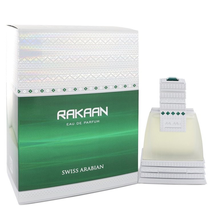 Swiss Arabian Rakaan by Swiss Arabian Men's Eau De Parfum Spray 1.7 oz