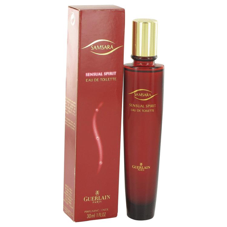 Guerlain Samsara Sensual Spirit Perfume 1 oz EDT Spray Roll-on for Women
