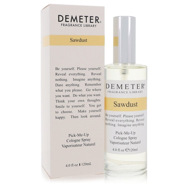 Demeter by Demeter for Women Sawdust Cologne Spray 4 oz