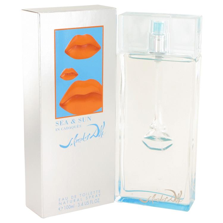 Salvador Dali Sea & Sun In Cadaques Perfume 3.4 oz EDT Spay for Women