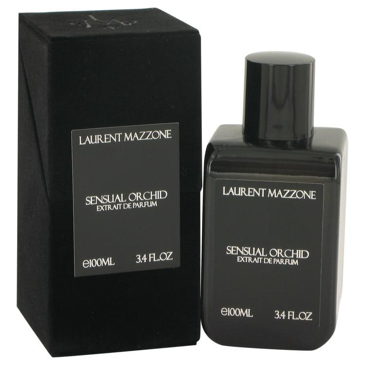 Sensual Orchid by Laurent Mazzone for Women Extrait De Parfum Spray 3.4 oz