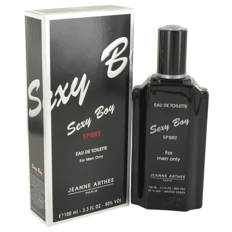 Sexy Boy Sport by Jeanne Arthes