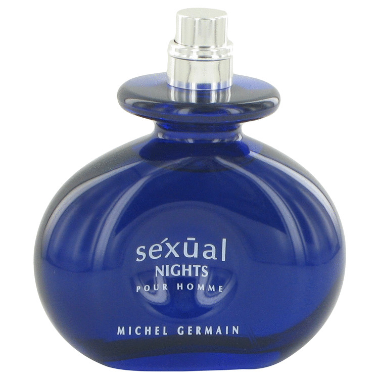 Sexual Nights Cologne 4.2 oz EDT Spray(Tester) for Men