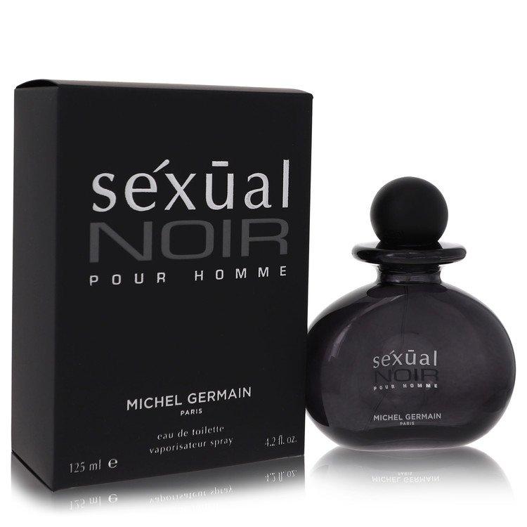Sexual Noir by Michel Germain for Men Eau De Toilette Spray 4.2 oz