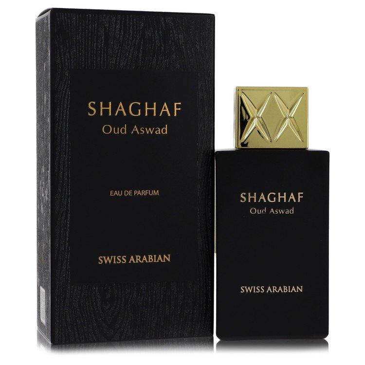 Shaghaf Oud Aswad by Swiss Arabian Eau De Parfum Spray 2.5 oz for Women