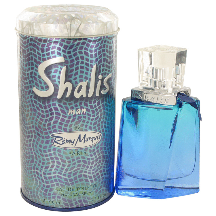 Shalis by Remy Marquis for Men Eau De Toilette Spray 3.3 oz