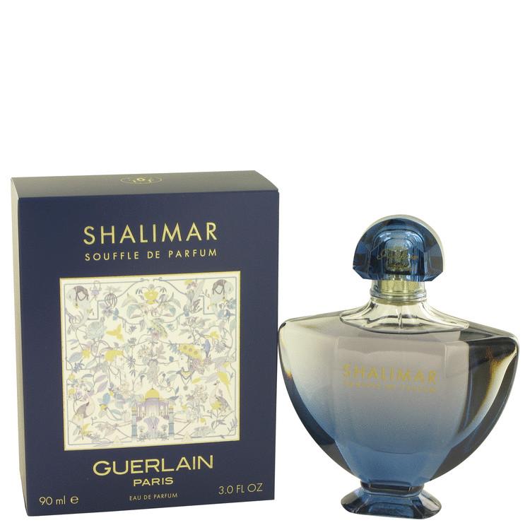 Shalimar Souffle De Parfum by Guerlain Eau De Parfum Spray 3 oz