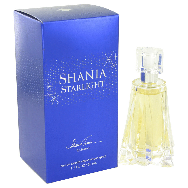 Shania Starlight Perfume by Stetson 1.7 oz EDT Spay for Women