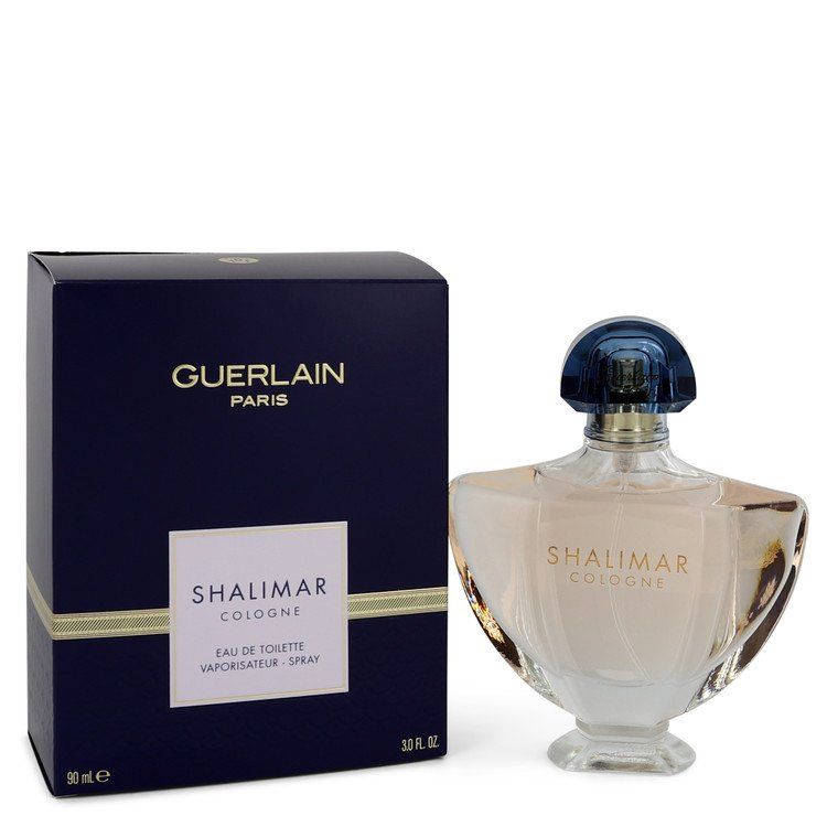 Shalimar Cologne Perfume by Guerlain 3 oz EDT Spay for Women Spray
