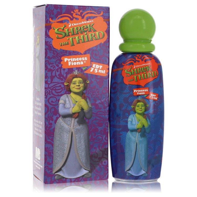 Shrek the Third by Dreamworks for Women Eau De Toilette Spray (Princess Fiona) 2.5 oz