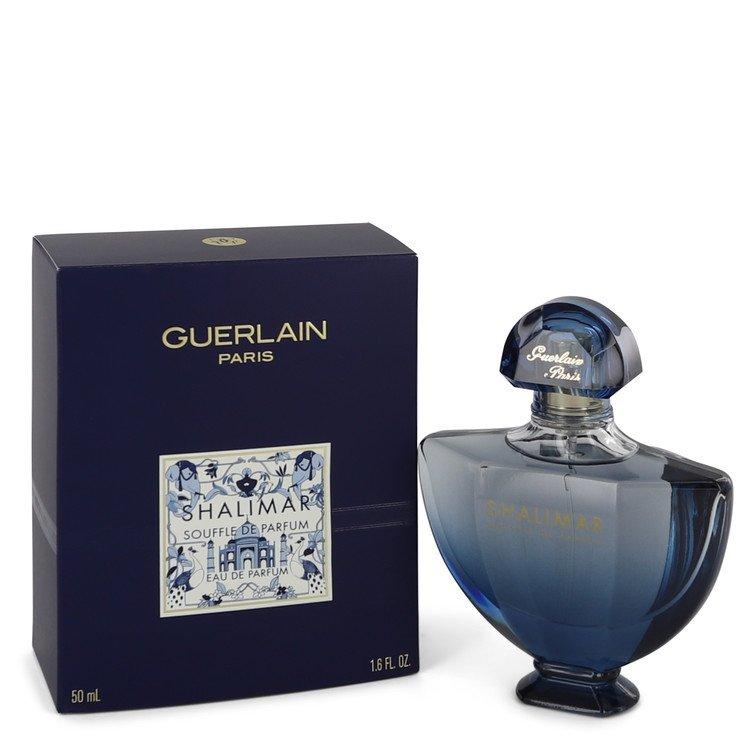 Guerlain Shalimar Souffle De Parfum Perfume 1.6 oz EDP Spay for Women Spray