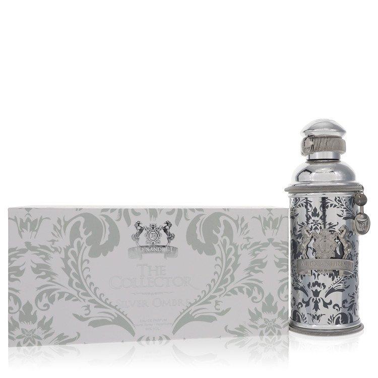 Silver Ombre by Alexandre J –  Eau De Parfum Spray 3.4 oz 100 ml for Women